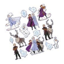 FROZEN 2 PUFFY STICKERS Thumbnail