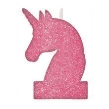 MAGICAL UNICORN GLITTER CANDLE Thumbnail