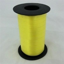500 YARD CURLING RIBBON ROLL-YELLOW Thumbnail