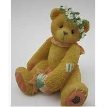 CHERISHED TEDDIES  JASMINE A BOUQUET OF BLESS Thumbnail