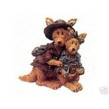 BOYDS BEARS JOEY & ALICE OUTBACK Thumbnail