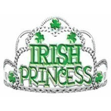 ST. PATRICK'S DAY IRISH PRINCESS TIARA Thumbnail