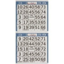 Bingo Game Sheets - 125 Count Thumbnail