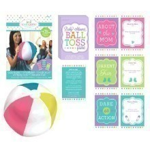 BABY SHOWER BALL TOSS GAME Thumbnail