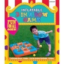 INFLATABLE 3-IN-A-ROW GAME Thumbnail
