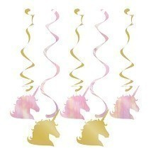 UNICORN SPARKLE DIZZY DANGLERS Thumbnail
