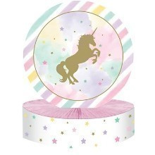 UNICORN SPARKLE HONEYCOMB CENTERPIECE Thumbnail