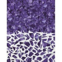 1.5OZ SPARKLE FOIL CONFETTI SHRED - PURPLE Thumbnail