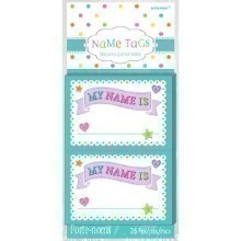 BABY SHOWER NAME TAGS Thumbnail