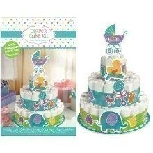 BABY SHOWER DIAPER CAKE KIT Thumbnail