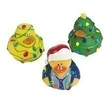 CHRISTMAS LIGHTS RUBBER DUCKS Thumbnail
