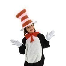 DR SEUSS CAT IN THE HAT KIDS ACCESSORY KIT Thumbnail