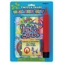 TWIST N SHAPE BALLOON KIT Thumbnail