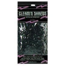 1.5 OZ GLEAM 'N SHREDS-BLACK Thumbnail