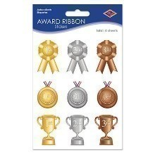 AWARD RIBBON STICKERS Thumbnail