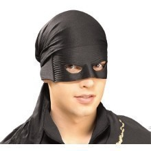 ZORRO BANDANA WITH MASK Thumbnail