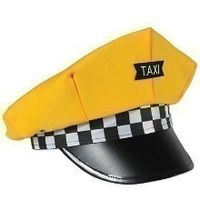 YELLOW TAXI HAT Thumbnail