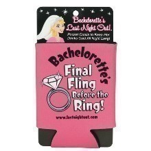 FINAL FLING BEFORE THE RING CAN COOLER Thumbnail