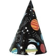 OUTER SPACE CONE HATS Thumbnail