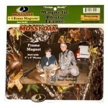 MOSSY OAK PHOTO FRAME MAGNET Thumbnail