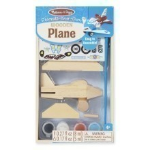 DECORATE YOOUR OWN WOODEN AIRPLANE Thumbnail