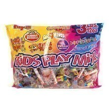 60 OZ KIDS PLAY DELUXE CANDY MIX Thumbnail