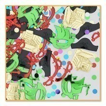1/2 OZ PIRATE PARTY METALLIC CONFETTI Thumbnail