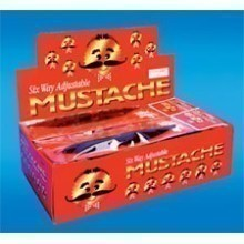 6-WAY ADJUSTABLE MUSTACHE Thumbnail
