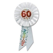 60 & SENSATIONAL ROSETTE PIN Thumbnail