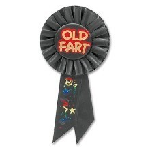 OLD FART RIBBON Thumbnail