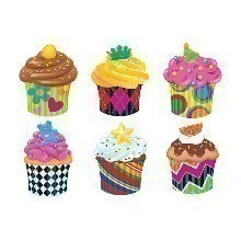 BAKE SHOP CUPCAKE CLASSIC ACCENTS Thumbnail