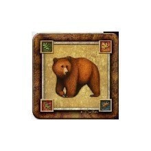 GRIZZLY BEAR COASTERS Thumbnail